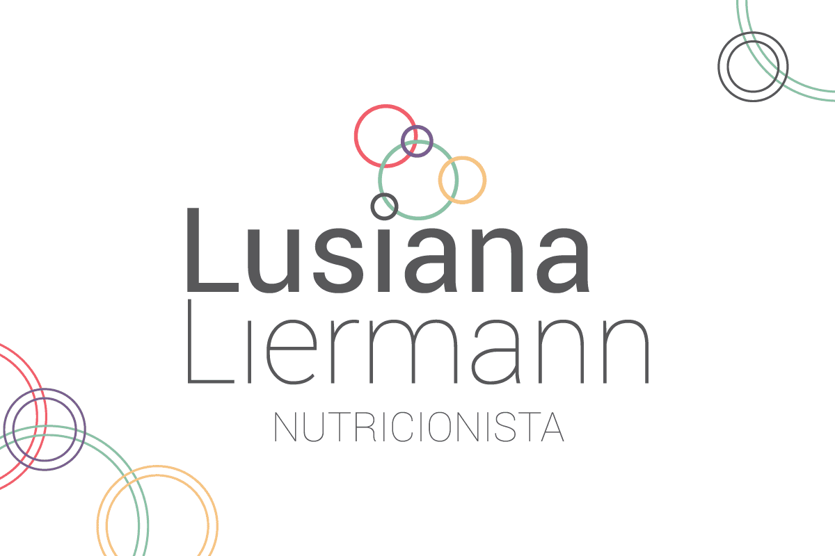 Lusiana Liermann - coach nutricional - desenvolvimento de branding
