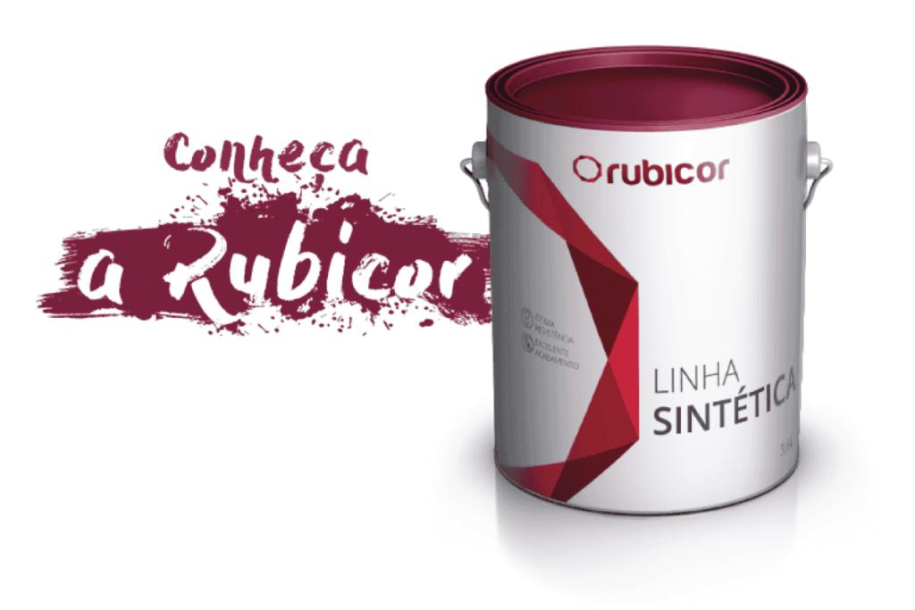 design gráfico e criação de site para rubicor