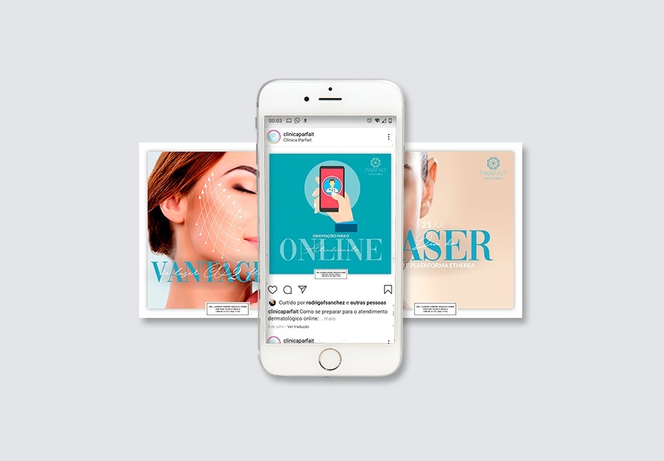 redes sociais gerenciadas pela dbt.marketing