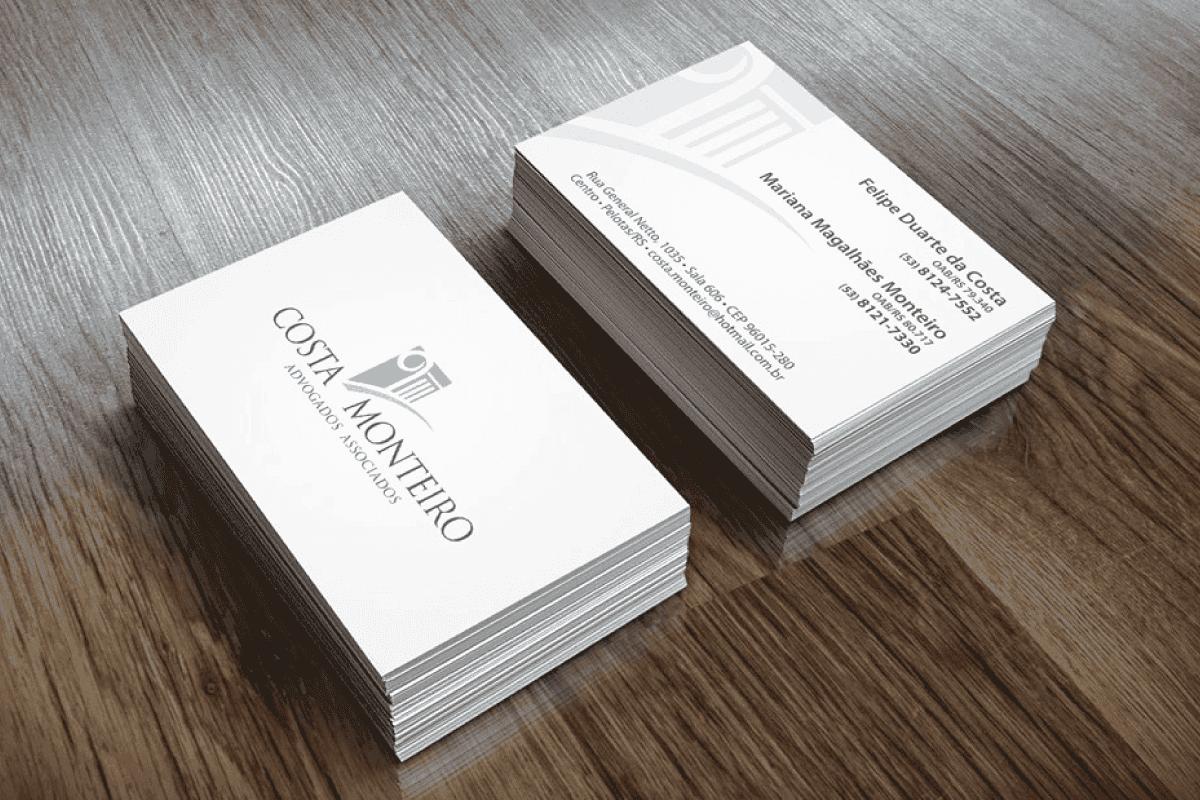 branding e design gráfico para monteiro costa advogados