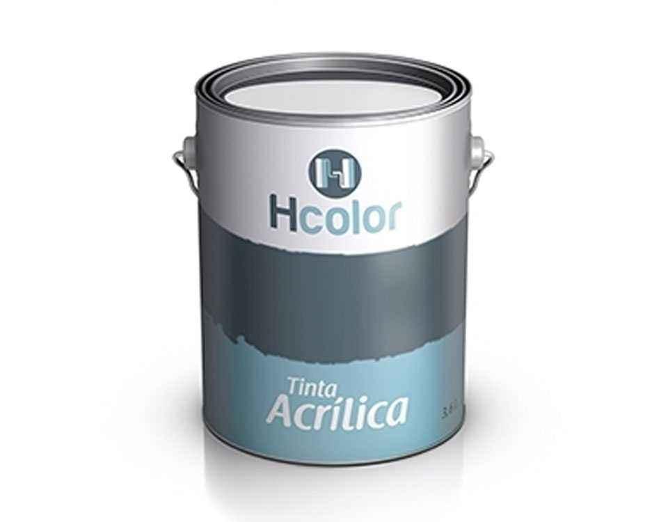 lata de tinta design gráfico hcolor